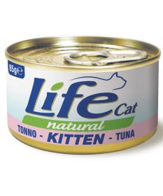 LifeCat Natural Kitten da 85 gr