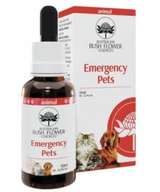 Bush Flower Essenza Emergency Pets 30 ml