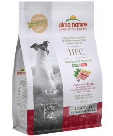 Almo Nature HFC per Cani Longevity XS/S con Maialeda 300 gr