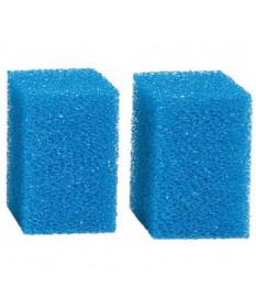Blu Bios Foam Spugna Filtrante Grana Grossa 2 pz