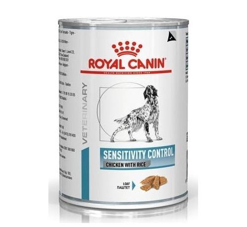 Royal Canin Cane Sensitivity Control Pollo & Riso 420 gr