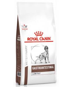 Royal Canin Veterinary Diet Gastro Intestinal Low Fat da 6 kg