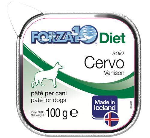 Forza10 Solo Diet Cane Umido da 100 gr