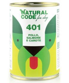 Natural Code per Cane da 400 g