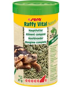Sera Raffy Vital per Tartarughe Terrestri e Rettili da 250 ml/47 gr