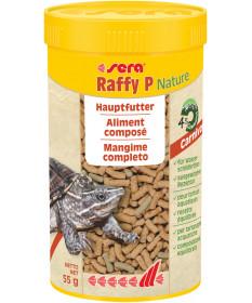 Sera Raffy P per Tartarughe Acquatiche e Sauri da 250 ml/50 gr