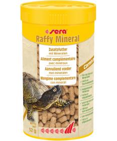 Sera Raffy Mineral per Tartarughe Acquatiche da 250 ml/55 gr