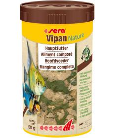Sera Vipan Tropical Flakes per Pesci Tropicali da 250 ml/60 gr