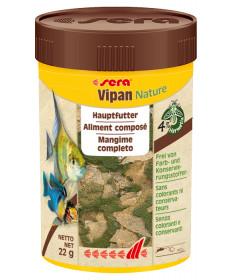 Sera Vipan Tropical Flakes per Pesci d'acquario da 100 ml/22 gr