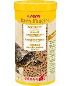 Sera Raffy Mineral per Tartarughe Acquatiche da 1 lt/250 gr