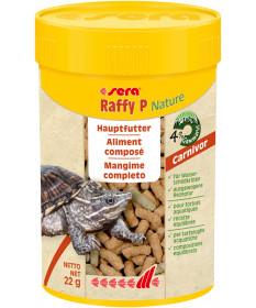Sera Raffy P per Tartarughe Acquatiche e Sauri da 100 ml/18 gr