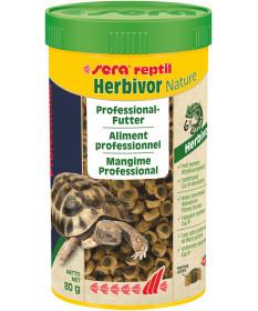 Sera Reptil Herbivor per Rettili Erbivori 80 gr/250 ml