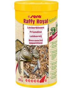 Sera Raffy Royal per Tartarughe Acquatiche e Anfibi da 1 lt/220 gr
