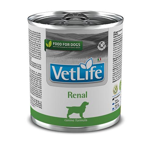 Farmina Vet Life cane Renal umido da 300gr