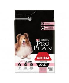 Purina Pro Plan Optidermaper Cani Medium AdultAl Salmone da 14 Kg