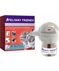 Feliway Friends KIT diffusore + ricarica 48 ml