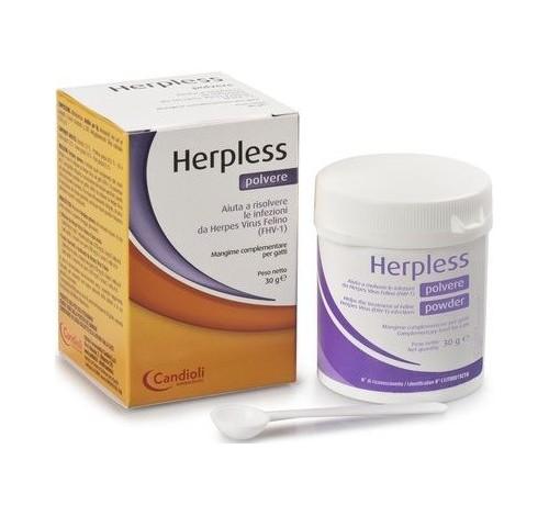 Candioli herpless 30 gr