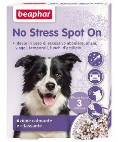 Beaphar no stress spot on cane 3 settimane