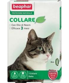 Beaphar protezione naturale collare gatto 35 cm