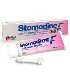 Icf stomodine F Gel Stomatologico da30 ml per cani e gatti