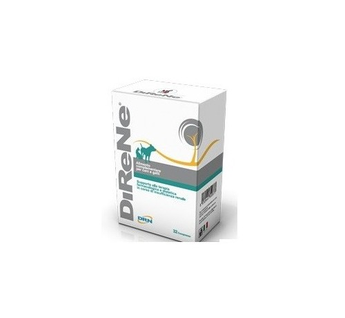 DRN Direne 32 compresse per canbe e gatto