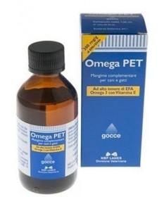 Omega Pet Gocce Orali 100 ml per cani e gatti