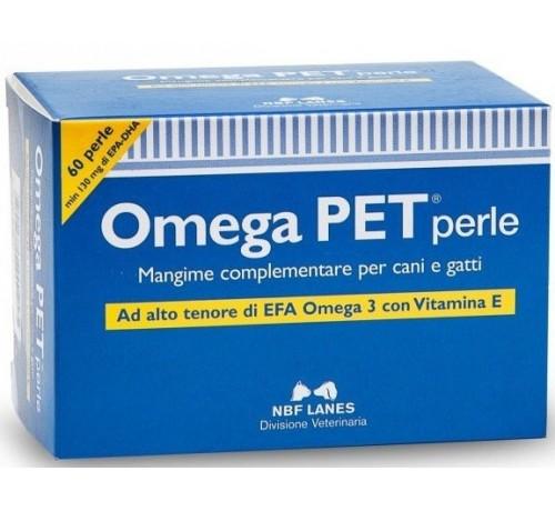 Omega Pet da 60 compresse per cani e gatti