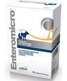 DRN Enteromicro 32 Compresse per cani e gatti