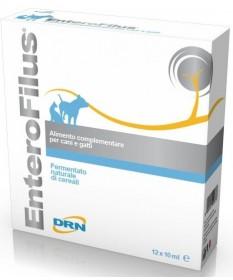 DRN EnteroFilus da 12 FL x 10 ML per cani e gati