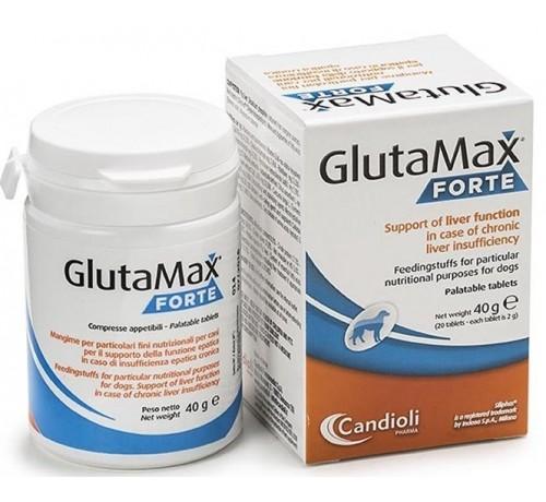 Candioli Glutamax Forte 20 compresse 40 gr