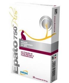 Drn Epato Plus gatti 750 mg da 30 compresse