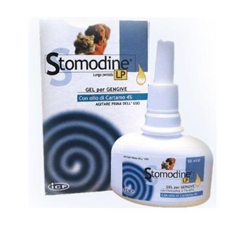 ICF Stomodine L.P. 50 ML gel per gengive per cane e gatto
