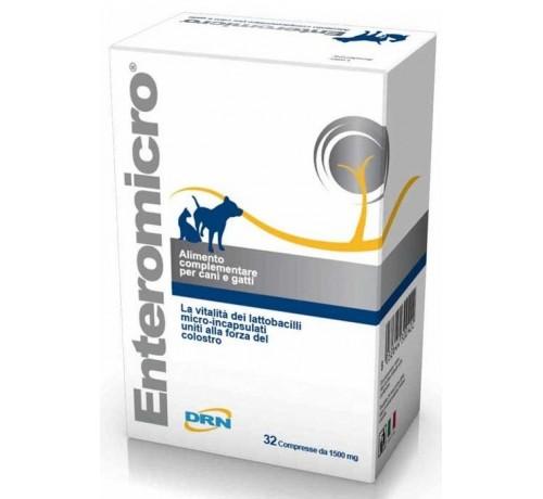 Drn Enteromicro Complex 32 compresse per cani e gatti