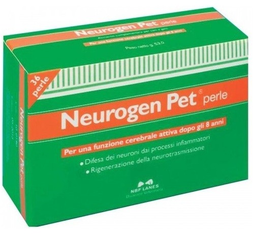 Nbf Lanes Neurogen Pet da 36 perle cane e gatti