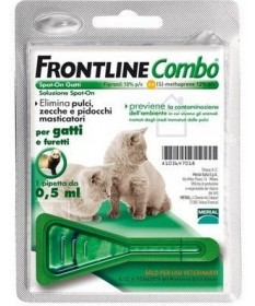 Frontline Combo per gatti 1 pipetta