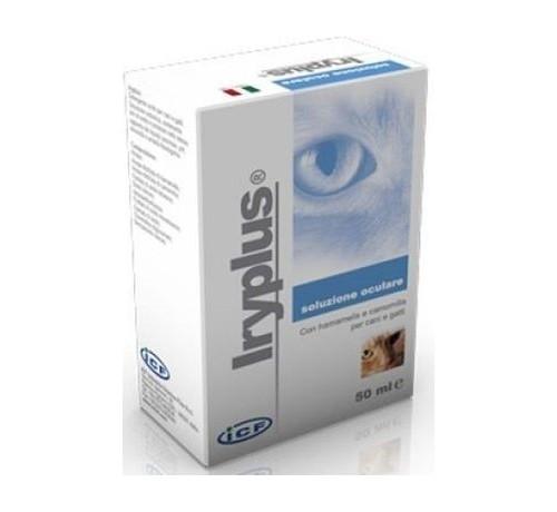 Iryplus Soluzione Oculare da 50 ml per cani e gatti