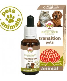 Bush Flower Essenza Transition Pets 30 ml