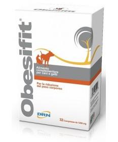 Drn Obesifit da 32 compresse per cani e gatti