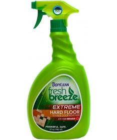 TropiClean Fresh Breeze Extreme Hard Floor elimina macchie e odore da pavimenti 946ml