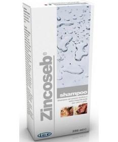 Zincoseb Shampoo rigenerazione cutanea per cani e gatti da 250 ml