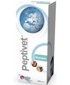 ICF Peptivet Shampoo Pronto Uso da 250 ml per cani e gatti