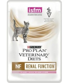 Purina Pro Plan Veterinary Diet NF Renal Function bustina 85g salmone