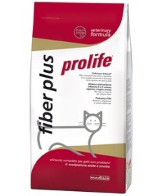 Prolife Fiber Plus gatto secco