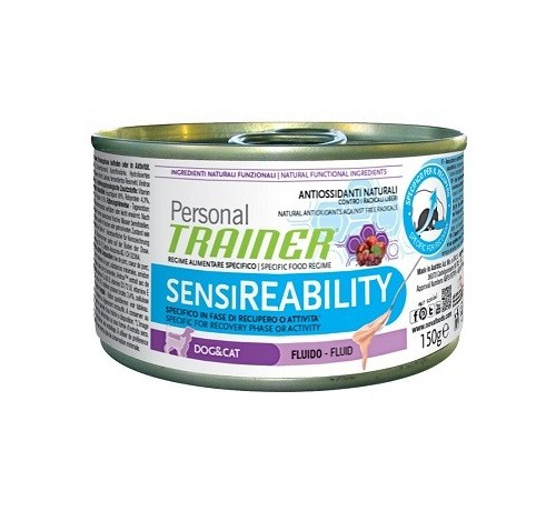 Trainer Personal Cane Umido Adult Mini Sensireability 150 gr