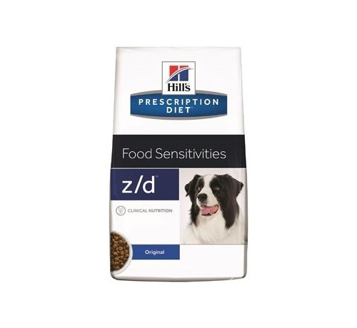 Hill's Prescription Diet z/d Sensitive per cane da 3 Kg