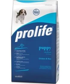 Prolife Puppy Cane Medium con Pollo e Riso da 3kg