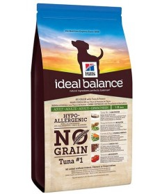 Hill's Ideal Balance No Grain per Cane Adulto 1-6 anni da 800g