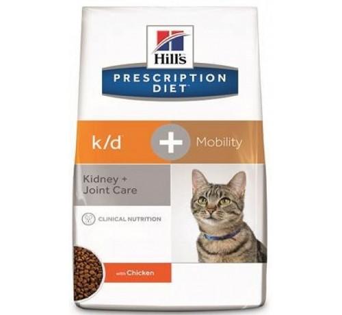Hill's Prescription Diet K/D + Mobility gatto da 2 kg