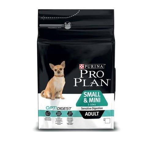 Pro Plan Small&Mini Adult Sensitive Digestion Optidigest 700gr