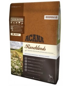 Acana Ranchlands Cane All Breeds Pork confezione da 2 kg